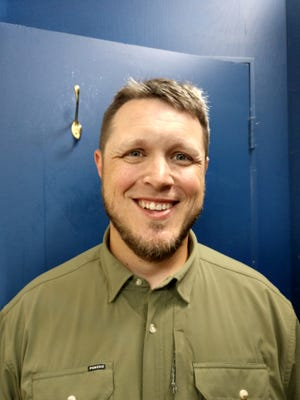 Rob Schuster began work this month as the pharmacist at Shriver's Pharmacy in Loudonville.