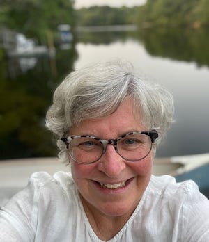 Sue Dahling Sullivan is the new communications director at Barnstable Land Trust.