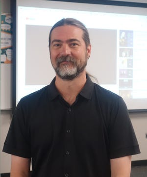 Michael Maher, a sociology professor at Spoon River College, was the nominee for the 2021 Illinois Community College Trustee Association Full-Time Teacher Award.