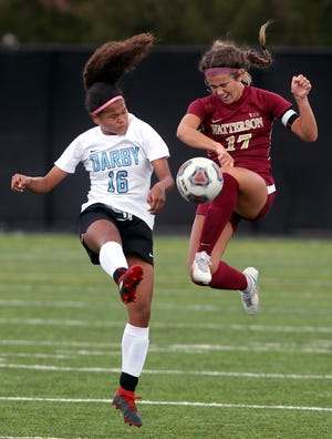 Sophomore Keilah Muldrow is one of the top returnees for Darby after starting as a freshman. She hadeight goals andthree assists last season.