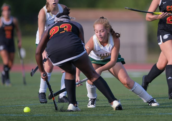 Junior attacker Sarah Bell is one of the key players for Jerome and first-year coach Olivia Wawrzyniak.