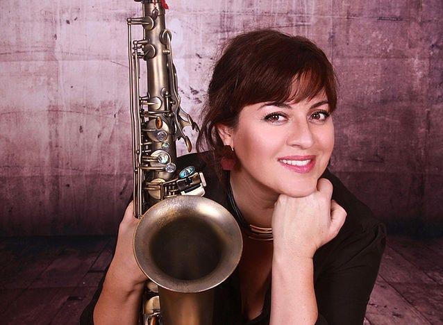 Ada Rovatti, saxophone, composer.