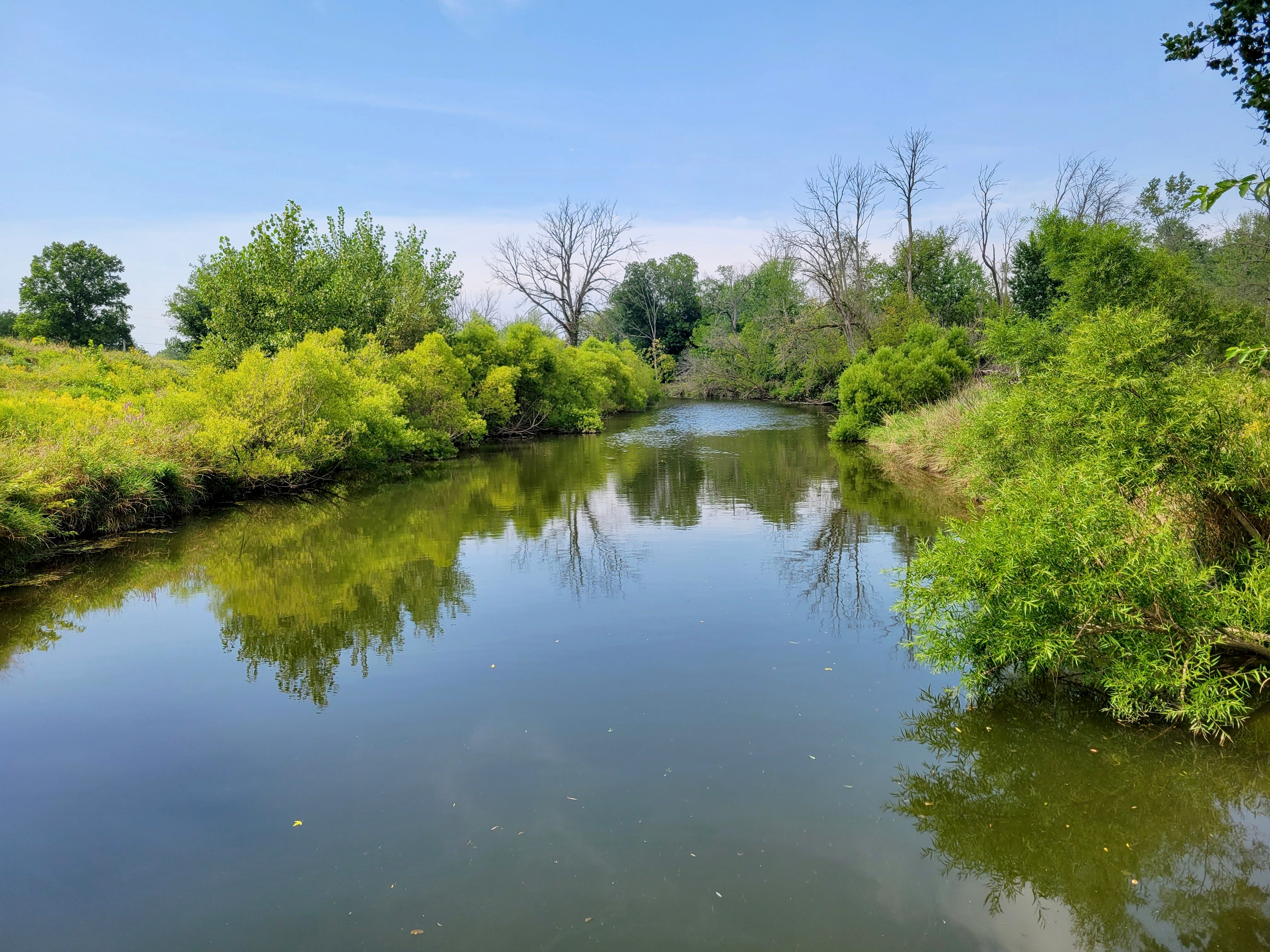 The majority of the Holland Country Club acreage was purchased by the Ottawa County Parks and Recreation Department. The land was reshaped and dubbed the Macatawa Greenspace in 2013.