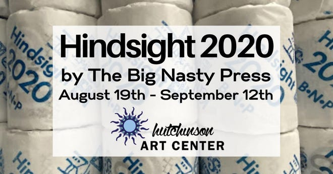 Hindsight 2020 can be seen at the Hutchinson Art Center.