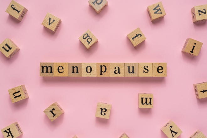 The average age of a woman entering menopause is 51, but it can range several years earlier or later.