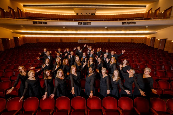 Auditions begin Monday and continue through Sept. 5, by appointment, for the South Bend Chamber Singers' 33rd season.
