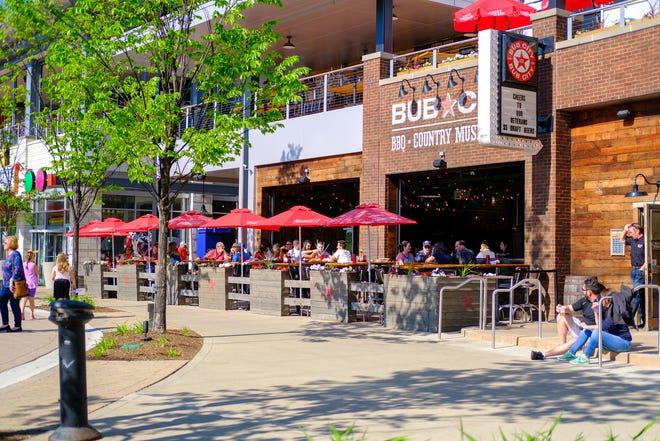Find 40+ restaurants including gastropubs and fine dining.