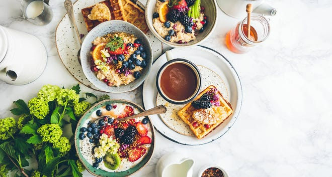 Vegan breakfast options