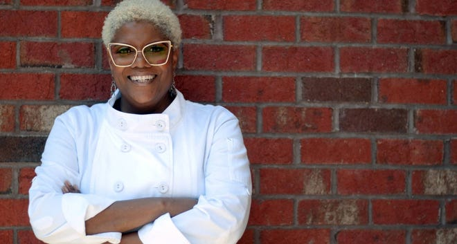 Chef Deborah VanTrece
