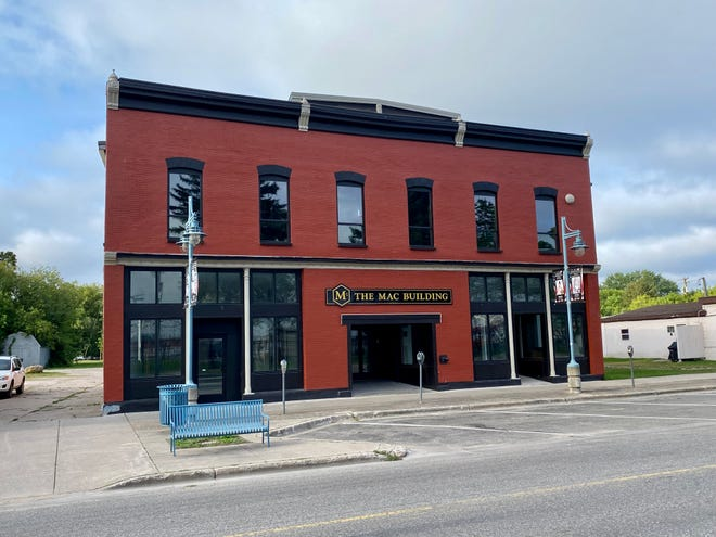 The MAC Building, located in the downtown district at 411 W. Portage Ave., has been vacant for more than 30 years and is located directly across the street from the Soo Locks and St. Marys River.
