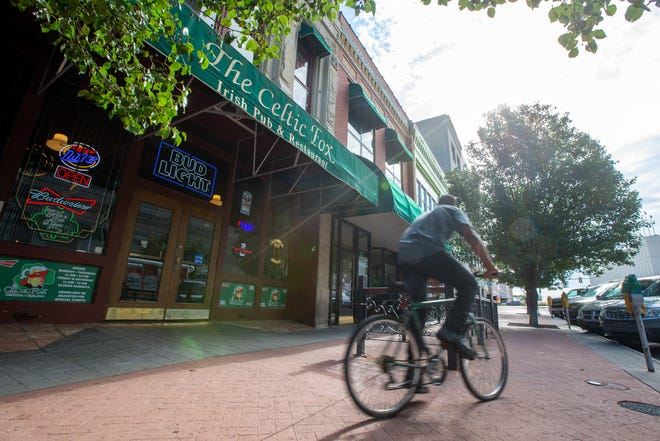 The Celtic Fox, 118 S.W. 8th Ave., has been a staple of downtown dining since it was opened in 2003 by Mike Fox. Now, four new owners are taking over and have plans to enhance the restaurant's potential.
