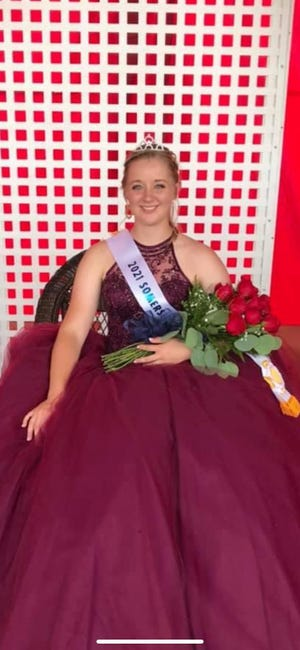 Brooke Cornell was selected Sunday evening as the 2021 Somerset County Fair Queen. Cornell is the daughter of Gregory and Kara Cornell of Berlin. She is a graduate of Berlin Brothersvalley High School and of Potomac State College of West Virginia University with an Associate of Arts degree in animal science.