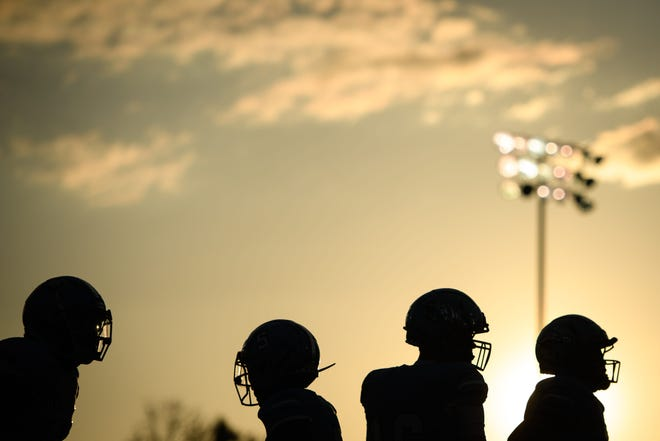 Week 2 of the 2021-22 high school football season will be played Friday.