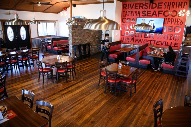 """Popular area chef """"Chef Judy"""" opened her newest restaurant, Riverside Seafood, in February. But now, the restaurant is transitioning to become catering and event space."""