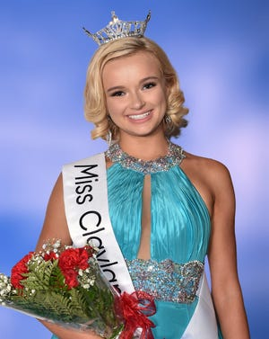 Baylee Martin is Miss Clayland 2020. Applications are now available for the Miss Clayland Scholarship Competition to be held on Saturday, Oct.16, 2021 inClaymont High School at Uhrichsville.
