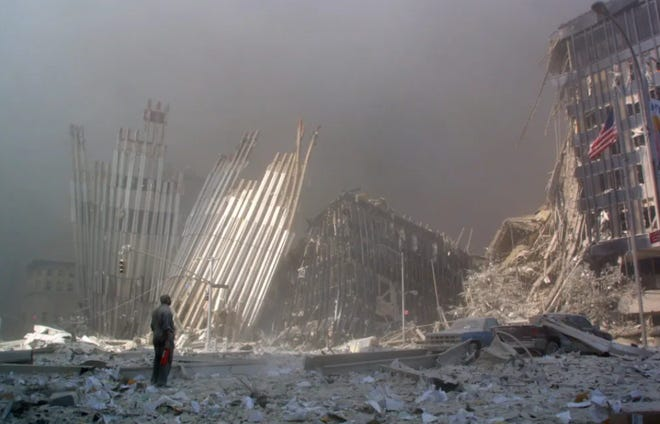 Twenty years after the Sept. 11 terrorist attacks —and many newer tragedies, crisesand a pandemic later—there's perspective to be gained from living through those unprecedented times.
