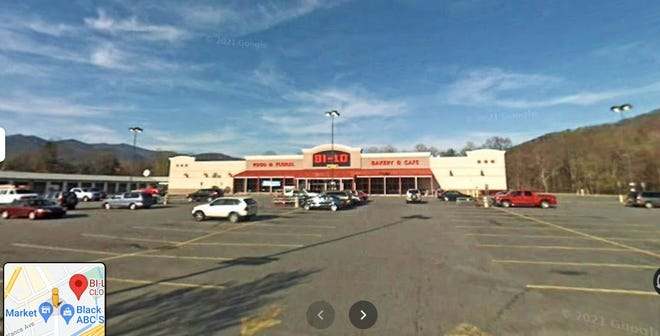 In January 2021, Ingles Markets bought this former Bi-Lo store in Black Mountain.