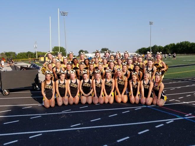 2021 SEP Cheerleaders