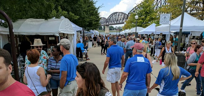 The Big Four Arts Festival is Sept 11 and 12, 2021