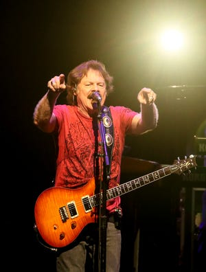 Tom Johnston, who was raised in Visalia and graduated from Mt. Whitney High School and attended the College of the Sequoias, will bring his band The Doobie Brothers on Oct. 11 to  the Save Mart Center on the campus of Fresno State.