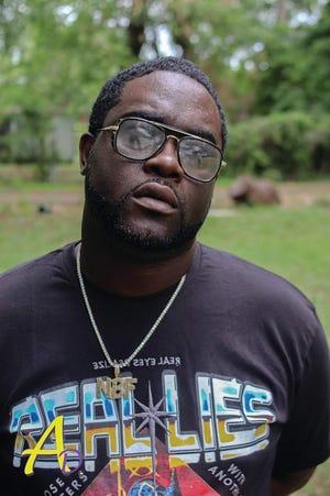 Birmingham rapper Aso Gang is on Alabama Massacre 17.