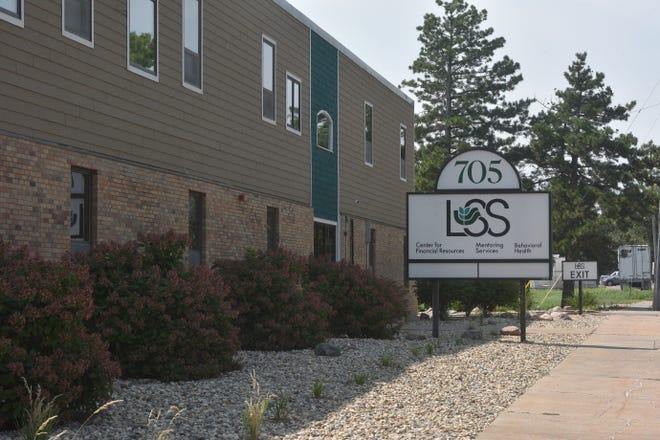 Lutheran Social Services in Sioux Falls, South Dakota.