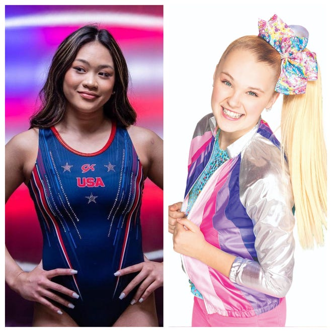 """Gymnast superstar Suni Lee and YouTube powerhouse JoJo Siwa will compete on Season 30 of ABC's """"Dancing with the Stars,"""" premiering Sept. 20."""