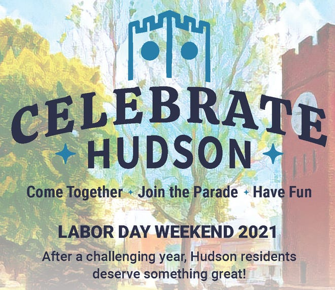 Celebrate Hudson is happening downtown from Sept. 3 through 6.