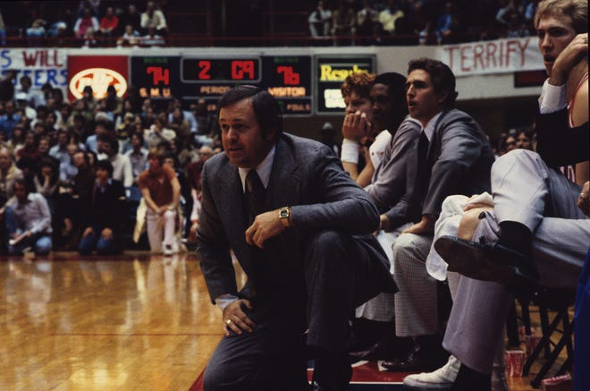 Barry Dowd served as a Texas men's basketball assistant coach for six seasons and helped the Longhorns win the 1978 NIT championship under head coach Abe Lemons.