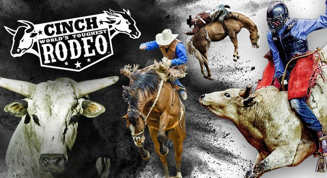 The CINCH Rodeo has been postponed until Jan. 15.