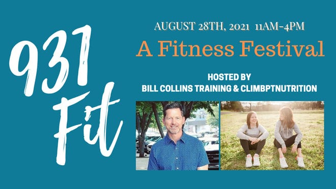 Get fit and learn about nutrition this weekend at the Columbia Arts Building, who will hot a 931 Fit Festival from 11 a.m. to 4 p.m. Saturday.