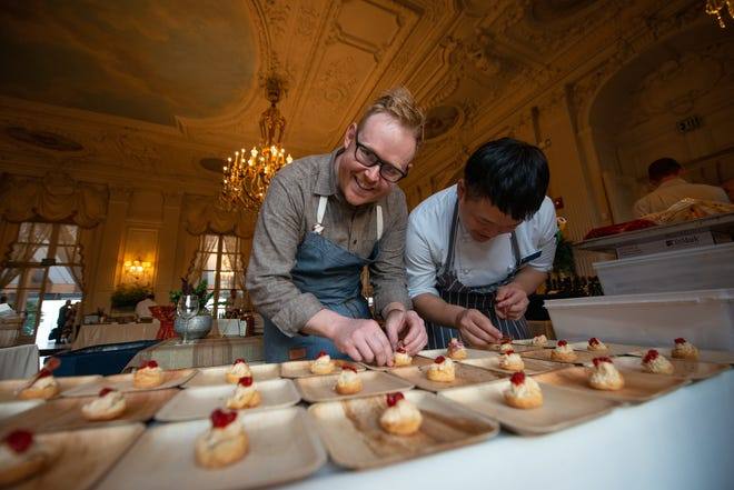Newport Mansions Wine and Food Festival returns September 16-19 at Rosecliff and The Breakers Stables