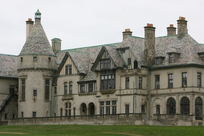 Seaview Terrace, also known as Carey Mansion which is supposedly haunted, is on the market for $29.9 million.