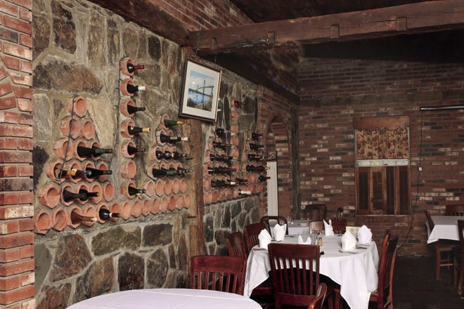 People at the Valley Inn have reported footsteps, tapping, and on at least one occasion, a bottle being hurled through the air by an unseen hand.