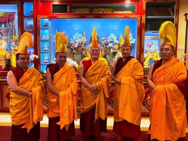 Norman Cultural Connection will be hosting the Sacred Arts of Tibet tour group for a variety of public events Sept. 7-19.