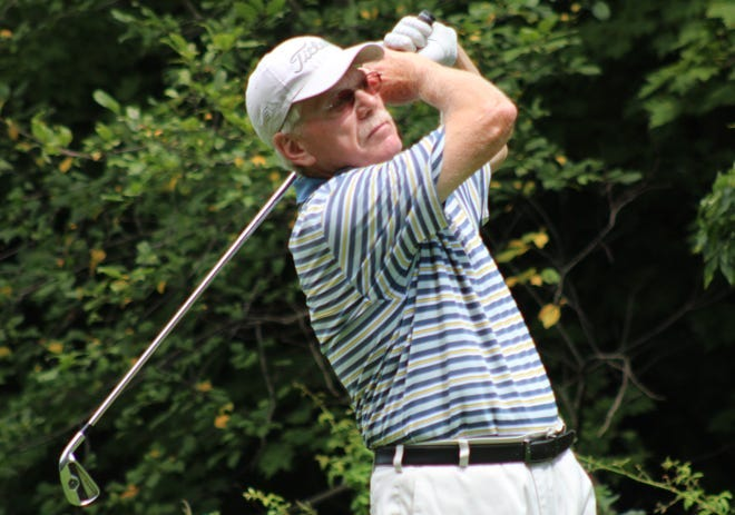 John Sloe of Aurora will compete in the Portage County Senior Amateur this weekend.
