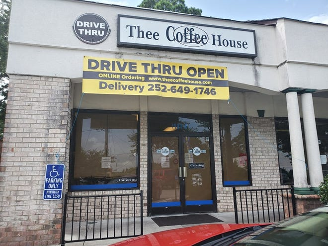 Thee Coffee House is temporarily closed for renovations