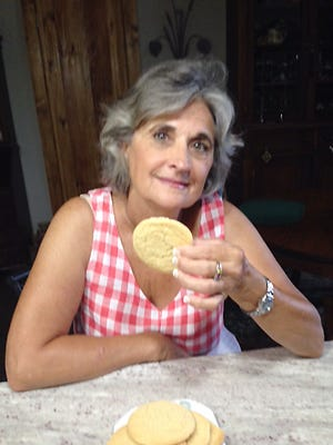 """Norma Sears is known as the """"tea cake lady"""" for the treats she makes from her mother's recipe."""