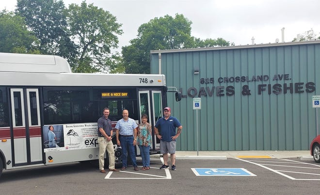 Clarksville Transit System will alter Route 613, Madison Street bus service, beginning Monday, Aug. 30 to better accommodate patrons who want to visit the new Loaves and Fishes facility at 825 Crossland Ave.