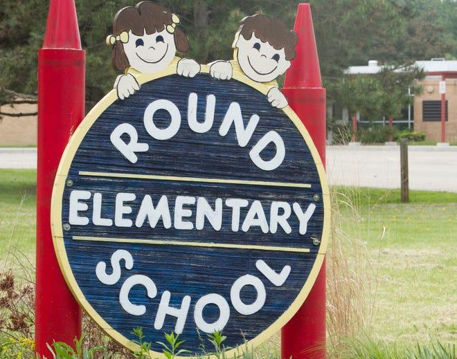 Hartland's Round Elementary School on Hibner Road in Hartland Township.