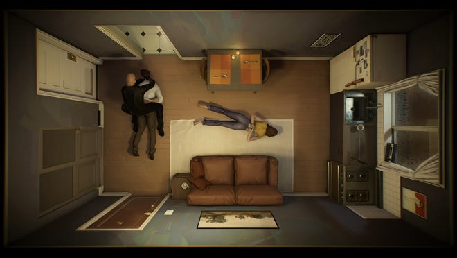 """""""Twelve Minutes"""" is a thriller of a video game about one night gone horribly wrong."""