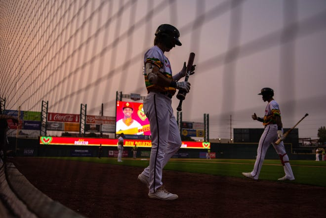 The Reno Aces had been scheduled to begin a 12-game homestand on Thursday.