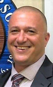 Anderson Police Chief Jon Poletski