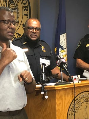 Shreveport Assistant Police Chief Wayne Smith will serve as interim police chief. SPD Chief Raymond stepped down as of June 2.