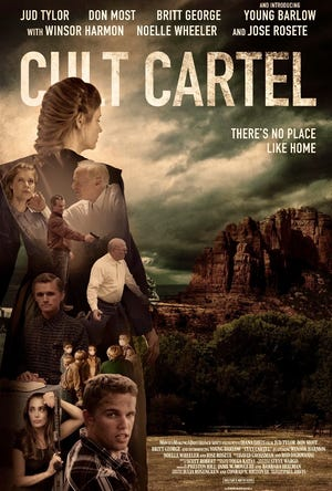 """""""Cult Cartel"""" tells a fictionalized story about the Short Creek community when it was controlled by the FLDS church that was directly inspired by the stories of former FLDS members."""