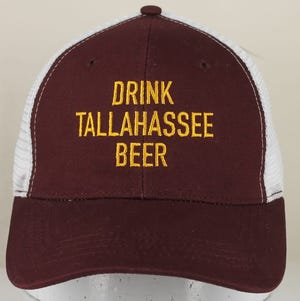 TLH Beer Society has a new shipment of garnet & gold, unisex, snap-back hats just in time for football season.