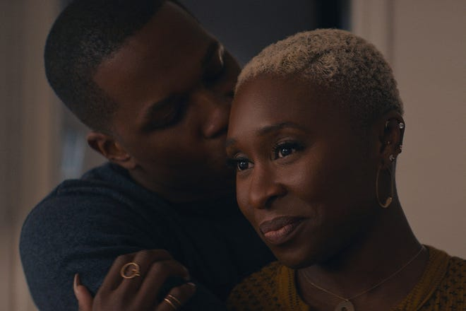 Nick (Leslie Adam Jr.) and Janine (Cynthia Erivo) are a couple who lived a happy life until Janine's ex-husband, Nick, tried to tear them apart with the help of his college girlfriend.