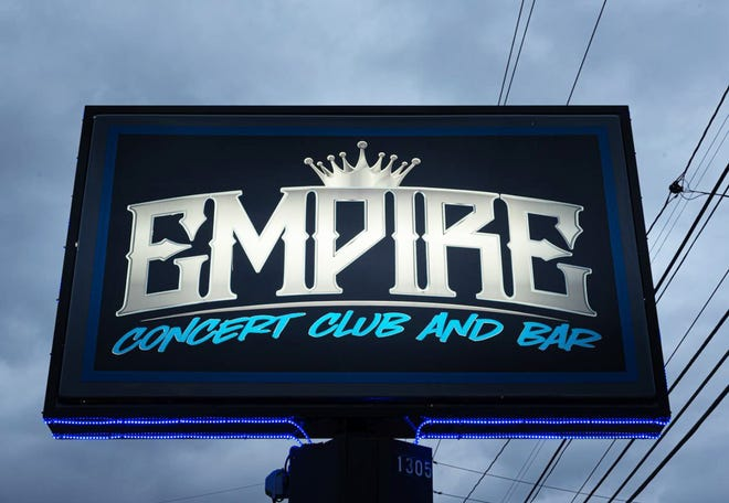 The Empire Concert Club is at 1305 E. Tallmadge Ave. in Akron.