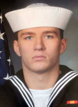 Navy Corpsman Max Soviak