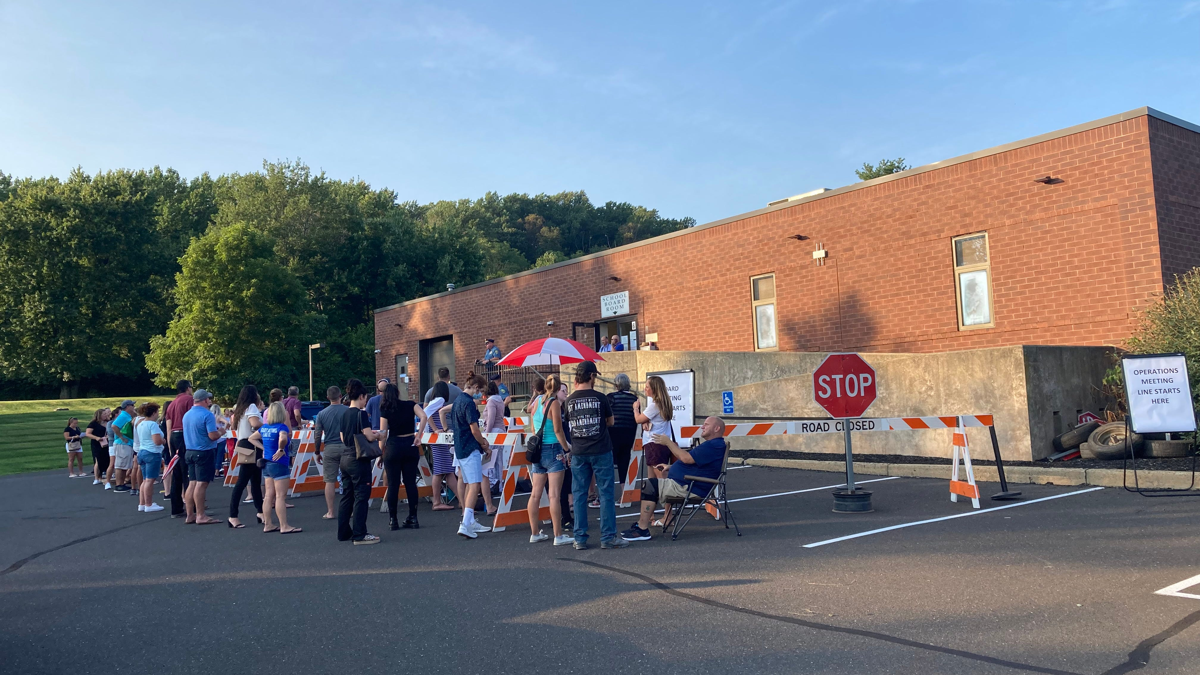 Central Bucks board votes on new member, swing voter Tuesday night